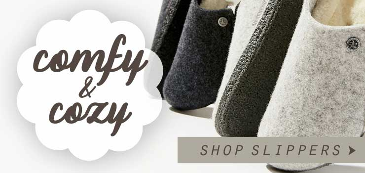 COMFY & COZY - Shop Slippers