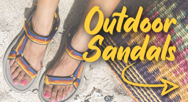 Shop Outdoor and Sporty Sandals