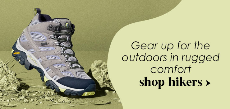 SHOP HIKERS – Gear up for the outdoors in comfort