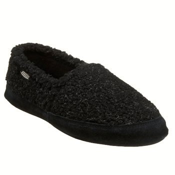 Acorn Moc Black Berber A10086ACE (Men's)
