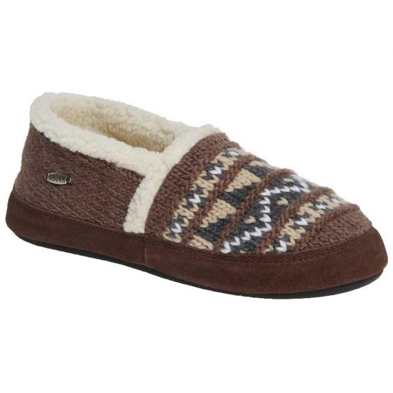 Acorn Nordic Moc Nordic Brown A18605NOR (Women's)