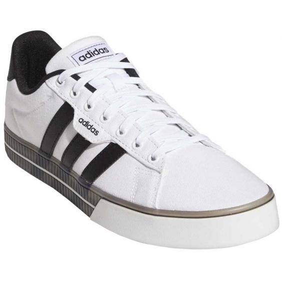 Adidas Daily 3.0 White/Black FW7049 (Men's)