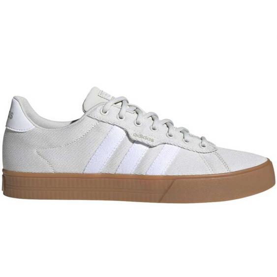 Adidas Daily 3.0 Orbit Grey/White/Gum FY8450 (Men's) FW7049 (Men's)
