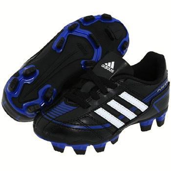 Adidas Puntero VI TRX FG J Black / White / Blue G40151 (Youth)