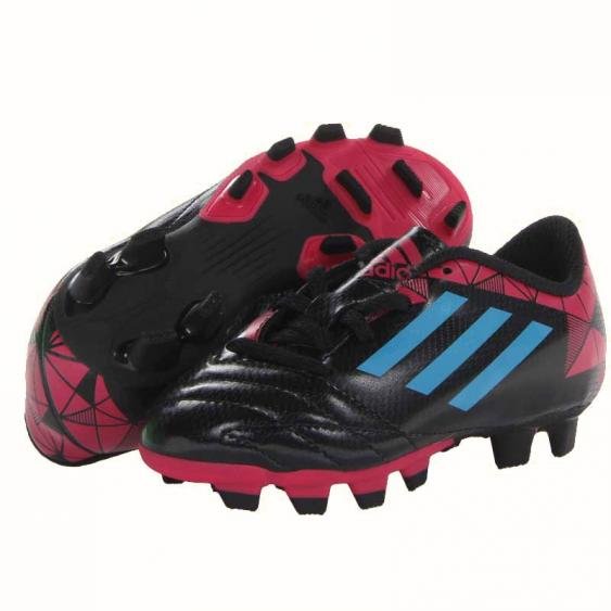 Adidas NeoRide II TRX FG J Black / Blue/ Berry F33001 (Youth)