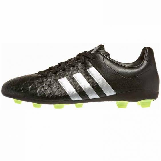 Adidas Ace 15.4 Black / Silver / Solar Yellow B32865 (Youth)