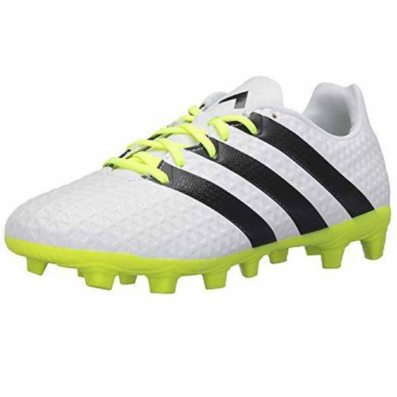 Adidas Ace 16.4 FXG W White / Black / Yellow S42141 (Women's)