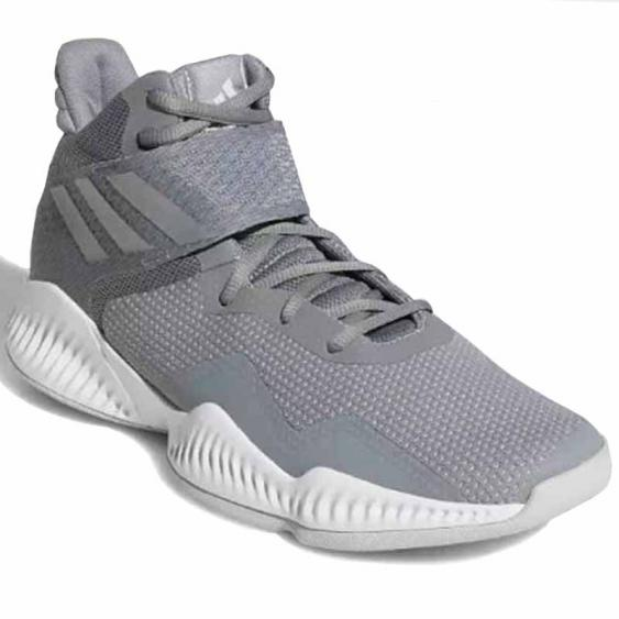 Adidas Explosive Bounce Grey / Silver BB7295 (Unisex)