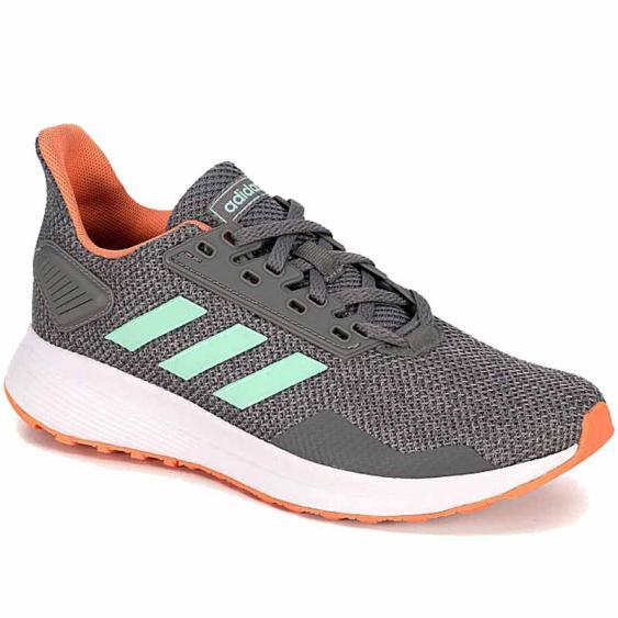 Adidas Duramo 9 K Grey / Mint / Granite BB7063 (Youth)