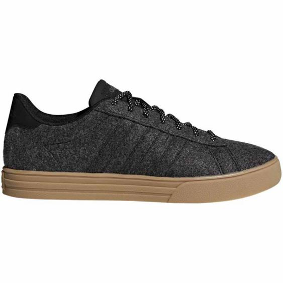 Adidas Daily 2.0 Black / Carbon / Gum B44723 (Men's)