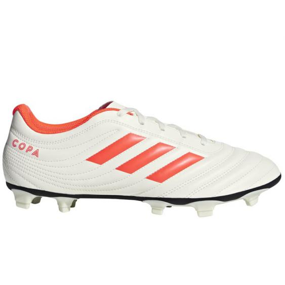 Adidas Copa 19.4 FG White/ Red/ Black D98067 (Men's)