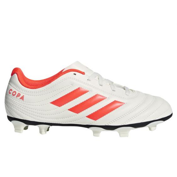 Adidas Copa 19.4 FG JR White/ Red/ Black D98087 (Youth)