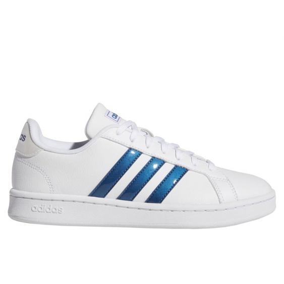Adidas Grand Court White/ Marine G28972 (Women's)