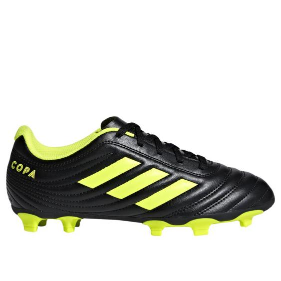 Adidas Copa 19.4 FG JR Black/ Yellow D98088 (Youth)