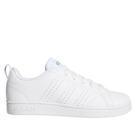 Adidas VS Advantage Clean White/ Green AW4884 (Kid's)