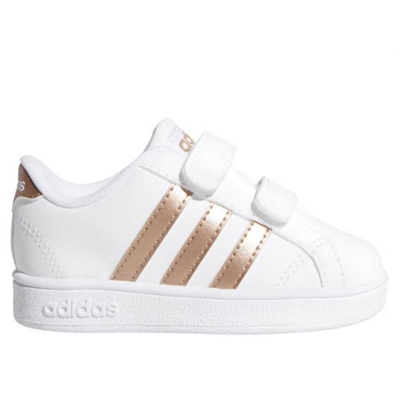Adidas Baseline CMF White/ Copper DB2755 (Infant)