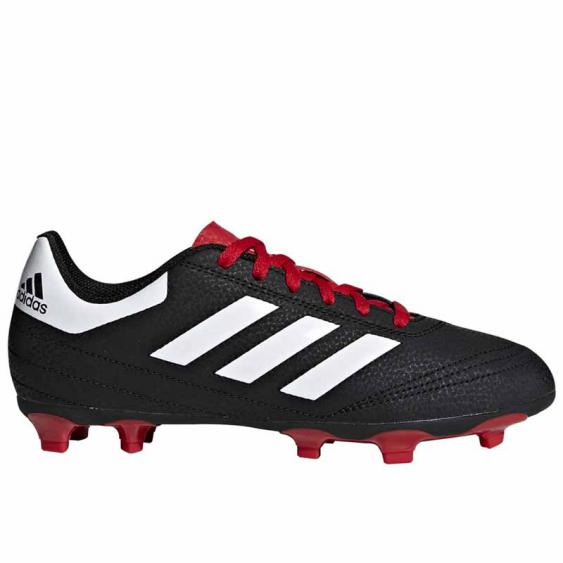Adidas Goletto VI FG J Black/ White/ Scarlet G26367 (Youth)