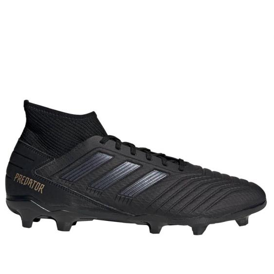Adidas Predator 19.3 FG Core Black/ Gold FG25794 (Youth)
