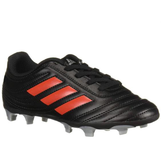 Adidas Copa 19.4 FG Core Black/ Hi-Res Red/ Silver F35498 (Men's)