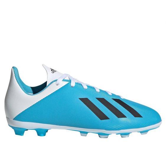 Adidas X 19.4 FG Bright Cyan/ Black/ Pink F35378 (Men's)