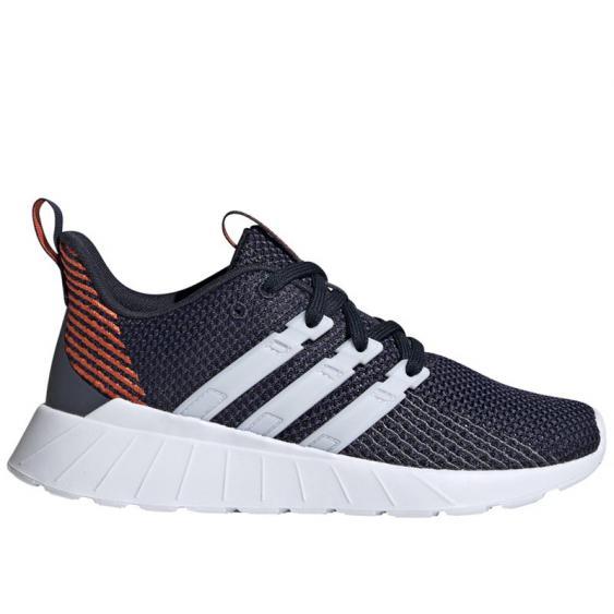 Adidas Questar Flow Dark Blue/ White EE6943 (Youth)