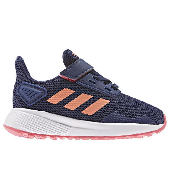 Adidas Duramo 9 Dark Blue/ Pink EE9005 (Infant)