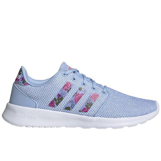 Adidas QT Racer Glow Blue/ White/ Pink EF0045 (Women's)