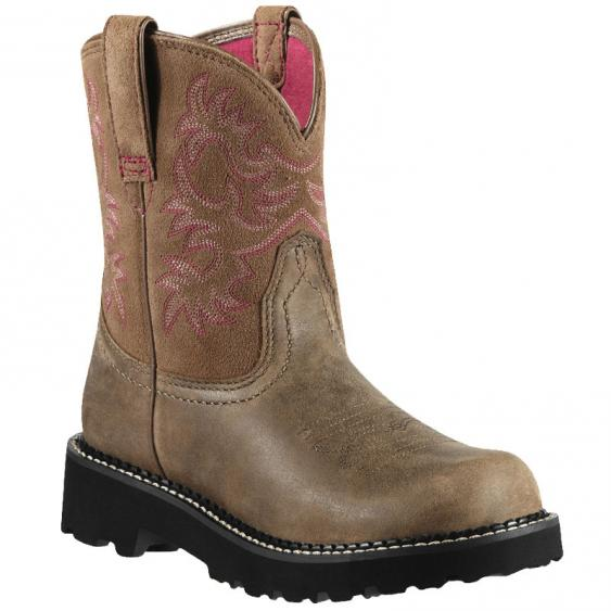 Ariat Fatbaby Original Brown Bomber 10000822 (Women's)