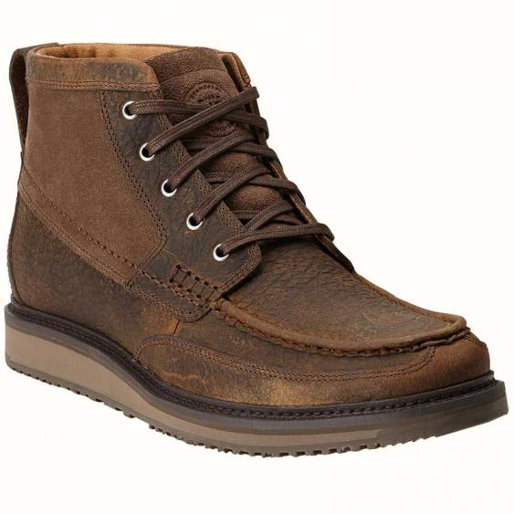 Ariat Lookout Earth / Stone Suede 10014153 (Men's)