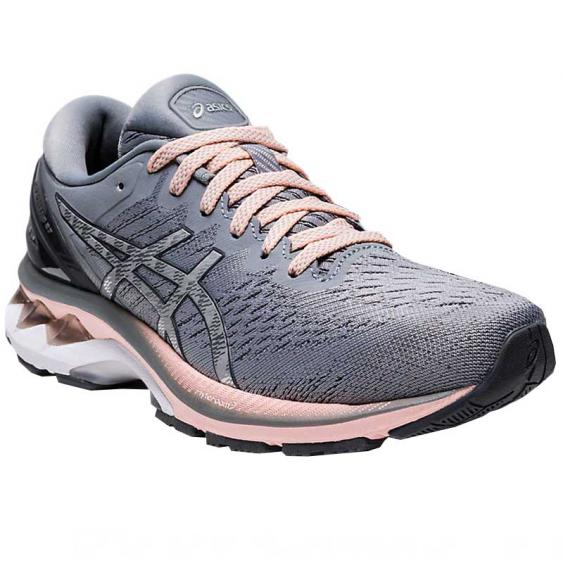 Asics Gel-Kayano 27 Sheet Rock/ Pure Silver 1012A649.020 (Women's)