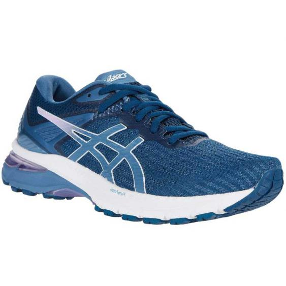 Asics GT-2000 9 Mako Blue/Grey Floss 1012A859 (Women's)