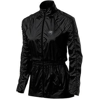 Asics AYAMi Rouche Jacket Performance Black W420802.904 (Women's)