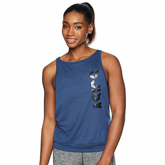 Asics Soft Touch Muscle Tank Dark Blue WR3483.0793 (Women's)