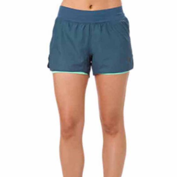 Asics Cool 2N1 3.5'' Short Dark Blue 154533.0793 (Women's)