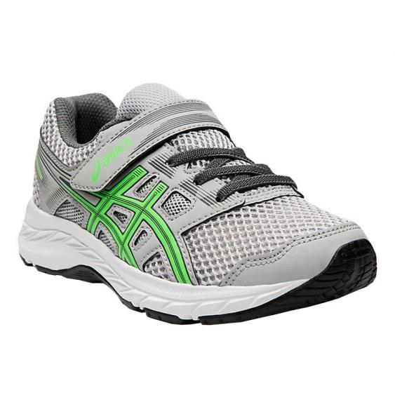 Asics Gel Contend 5 PS Mid Grey/ New Leaf 1014A048.021 (Youth)