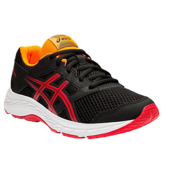 Asics Gel-Contend 5 GS Black/ Speed Red 1014A049.001 (Youth)