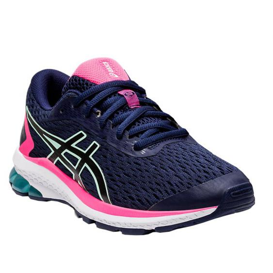 Asics GT 1000 9 GS Peacoat Black 1014A150.400 (Youth)
