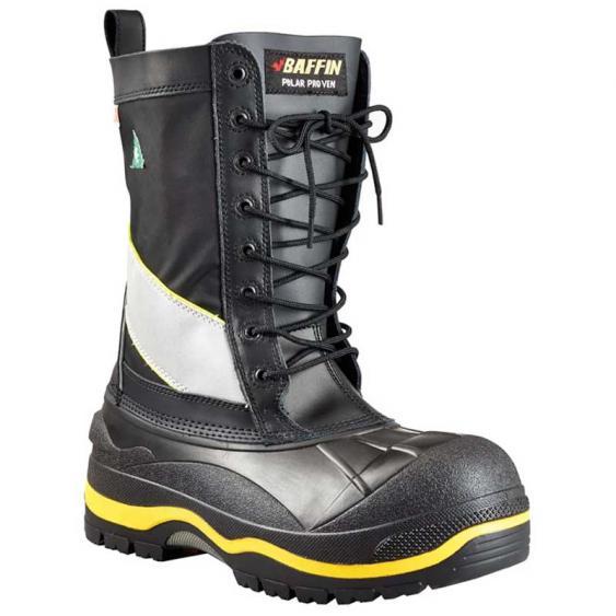 Baffin Constructor Safety Toe Black/ Hi-Vis POLA-MP01-BK2 (Men's)