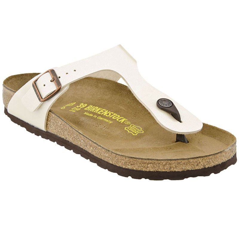 Birkenstock Gizeh Antique Lace Birko Flor 94387 (Women's)