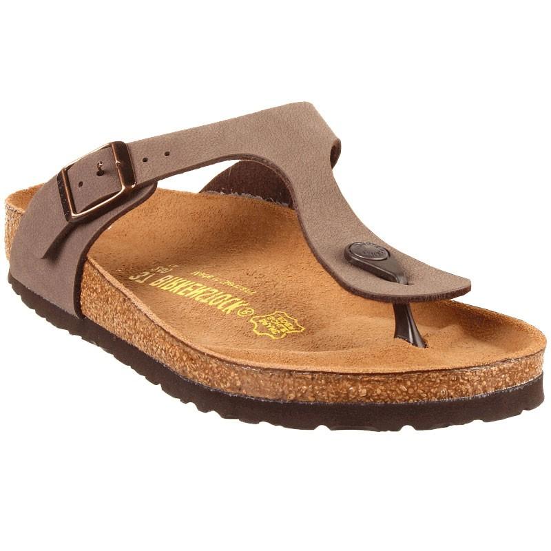 Birkenstock Gizeh Birkibuc Sandals | Birkenstock, Shoes, Sandals