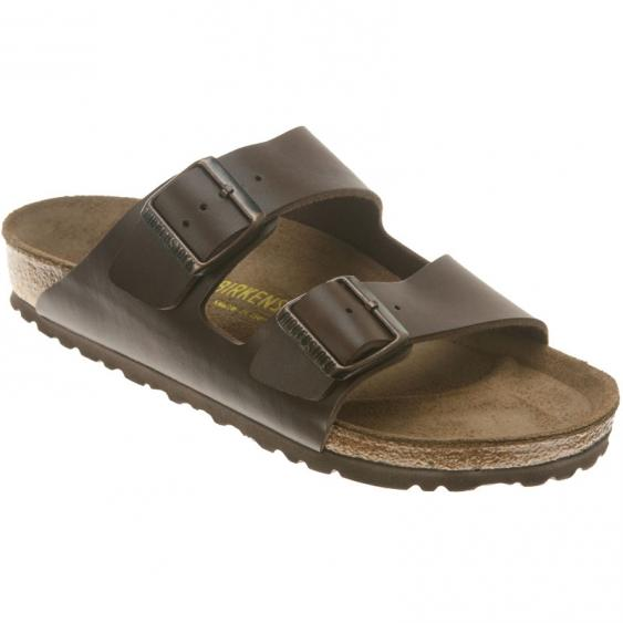 Birkenstock Arizona Brown Birko-flor 5170 (Unisex)