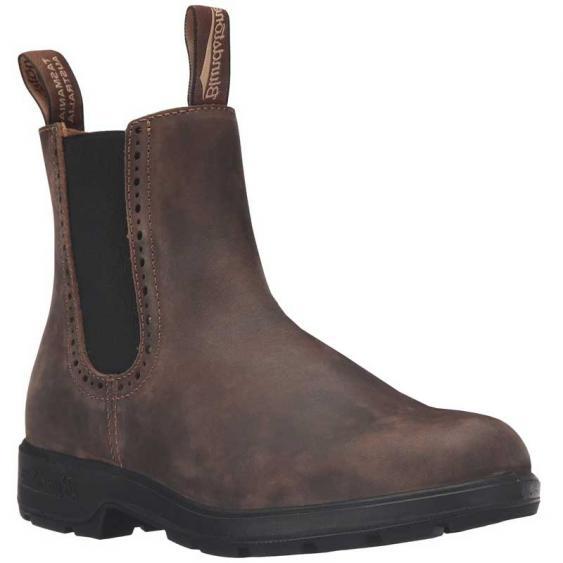 Blundstone High Top Boot 1351 Rustic Brown (Unisex)
