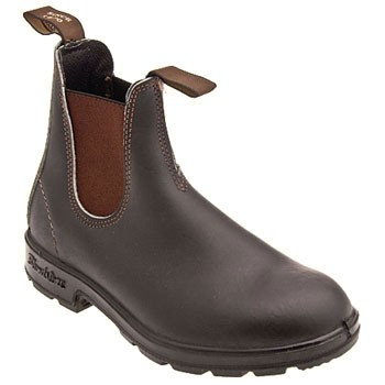 Blundstone 500 Classic Stout Brown Leather Boot (Unisex)