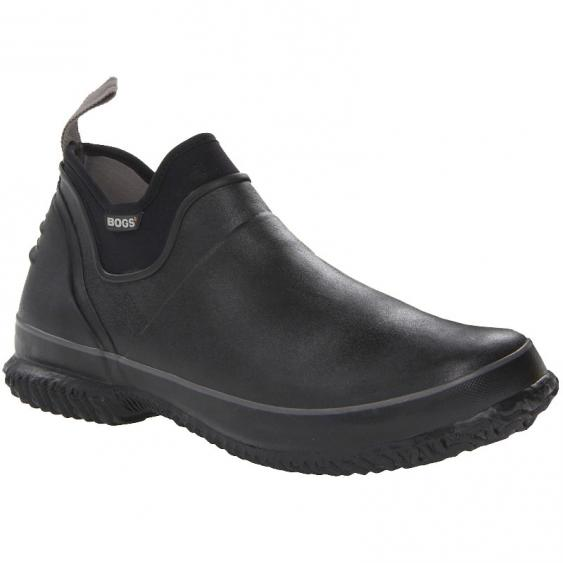 Bogs Urban Farmer Black 71330-001 (Men's)