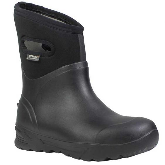 Bogs Bozeman Mid Black 71972-001 (Men's)