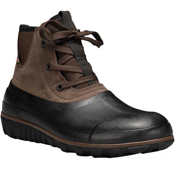Bogs Classic Casual Lace WP Dark Brown 72620-201 (Men's)