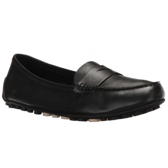 Born Malena Black Full Grain F16403 (Women's)