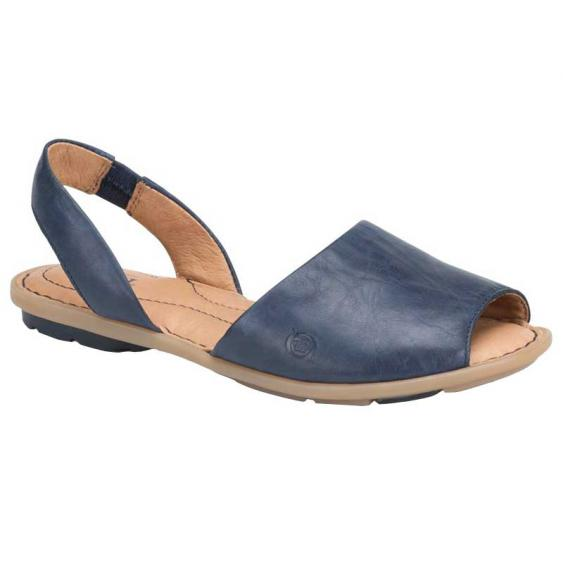 Born Trang Navy Full Grain F18834 (Women's)
