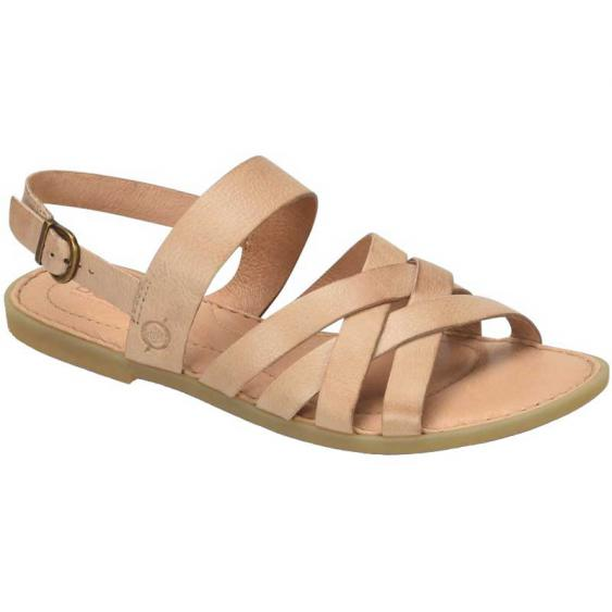 Born Lovely Natural Full Grain F40402 (Women's)