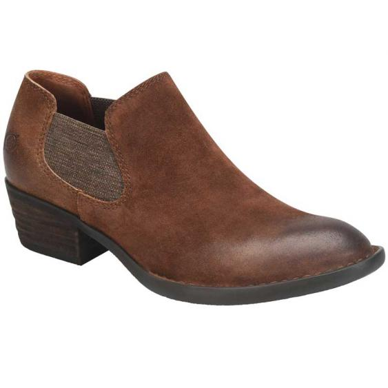 Born Dallia Rust F52126 (Women's)